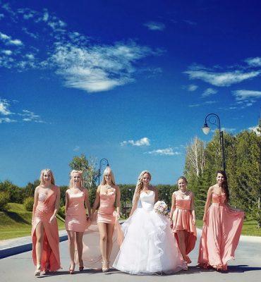 Свадьба в цвете